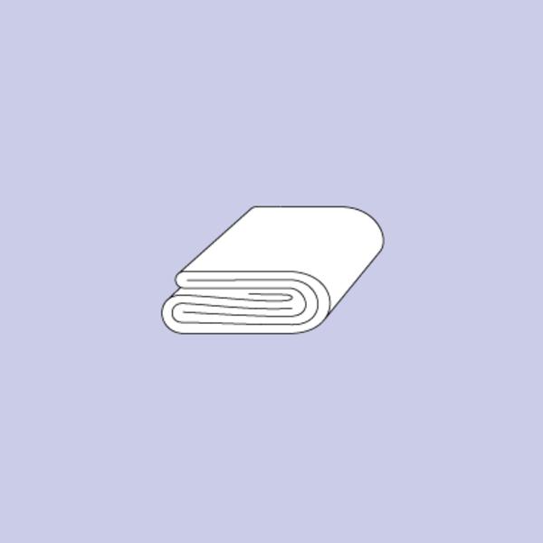 Druck von Beipackzettel als Insert mit Klebepunkt