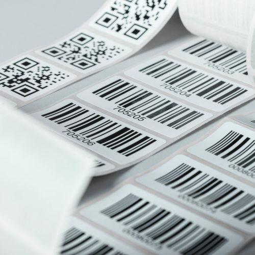 Barcode-Etiketten drucken