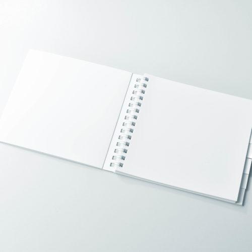 Booklet mit Wire-O-Bindung/Ringbindung drucken