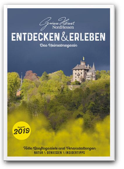 A. Bernecker Verlag Magazin Grimmheimat entdecken und erleben