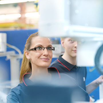 Ausbildung zum Maschinen- und Anlagenführer (m/w/d)